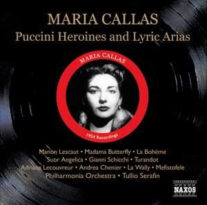 Maria Callas - Puccini Heroines and Lyric Arias
