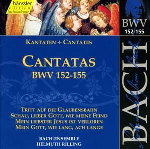 Bach - Cantatas Vol. 47
