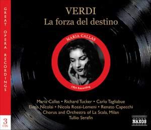 Verdi: La forza del destino (abridged)