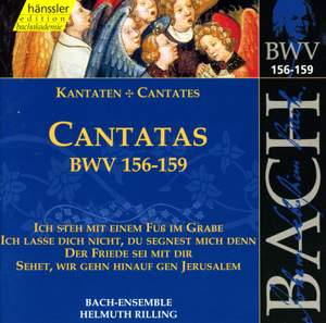 Bach - Cantatas Vol. 48