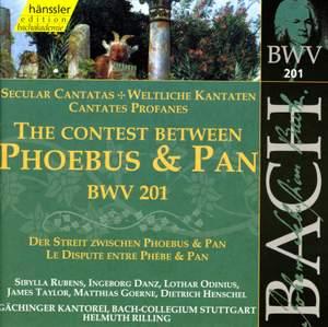 The Contest between Phoebus & Pan