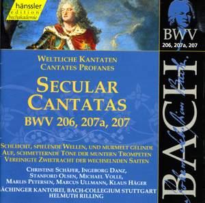 Bach: Secular Cantatas Product Image