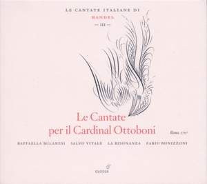 Handel - Italian Cantatas Volume 3