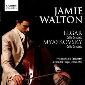 Elgar & Myaskovsky - Cello Concertos