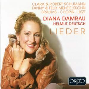 Diana Damrau - Lieder