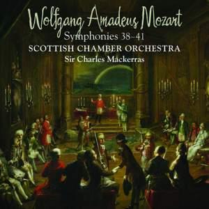 Mozart - Symphonies Nos. 38 - 41