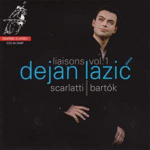Volume 1 - Scarlatti & Bartók