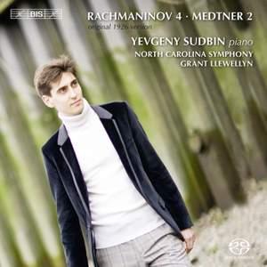 Rachmaninov & Medtner Piano Concertos Product Image