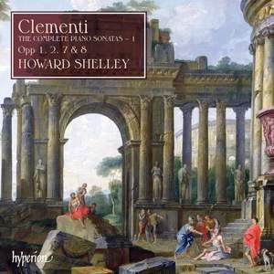 Clementi - Complete Piano Sonatas Volume 1