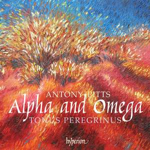 Antony Pitts: Alpha and Omega Product Image