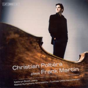 Christian Poltéra plays Frank Martin