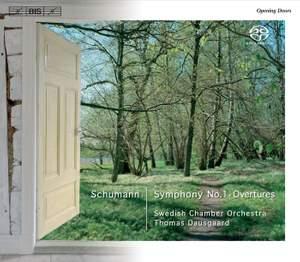 Schumann - Symphony No. 1 & Overtures
