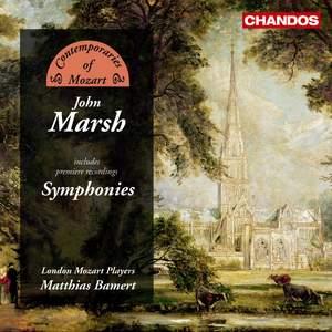 Contemporaries of Mozart - John Marsh