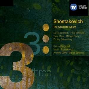 Shostakovich - The Concerto Album