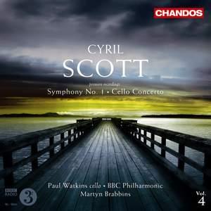 Cyril Scott - Orchestral Works Volume 4