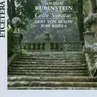 Rubinstein: Cello Sonatas