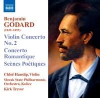 Godard - Violin Concertos