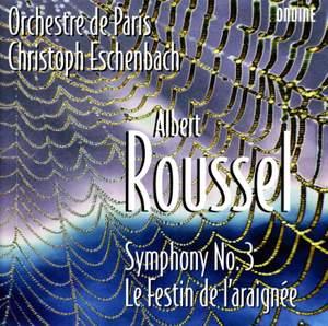 Roussel - Symphony No. 3