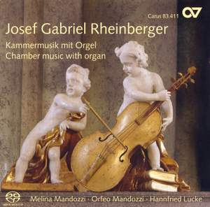 Rheinberger - Chamber Music with Organ