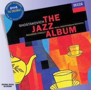Shostakovich - The Jazz Album Product Image