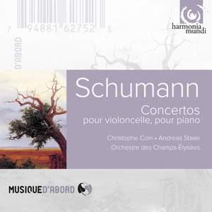 Schumann: Cello Concerto & Piano Concerto Product Image