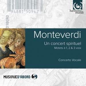 Monteverdi: Un Concert Spirituel