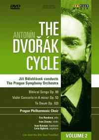 The Dvorák Cycle - Volume II