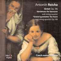 Reicha: Octet in E flat major & Quintet for horn & strings