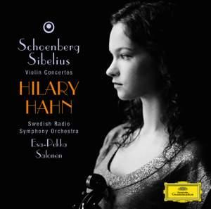 Schoenberg & Sibelius: Violin Concertos