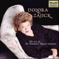Dolora Zajick - The Art of Dramatic Mezzo-Soprano