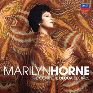 Marilyn Horne - The Complete Decca Recitals