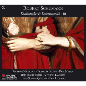 Schumann - Piano Works & Chamber Music III Product Image