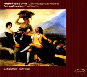 Lorca & Granados - Lieder