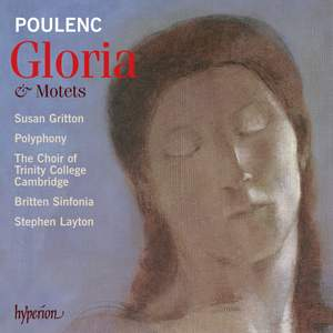 Poulenc - Gloria and Motets Product Image