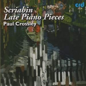 Scriabin Late Piano Pieces