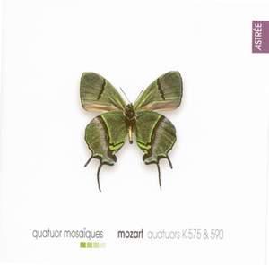Mozart - Prussian Quartets 1 & 3