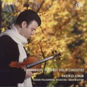 Tchaikovsky & Glazunov - Violin Concertos