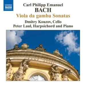 C. P. E. Bach - Viola da gamba Sonatas