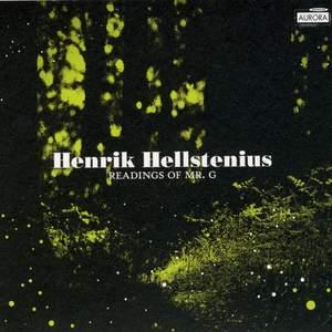 Hellstenius - Readings of Mr. G
