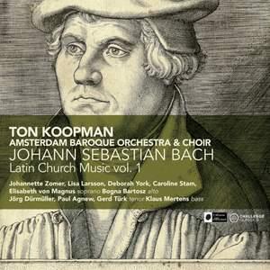 Bach - Latin Church Music Volume 1 Product Image