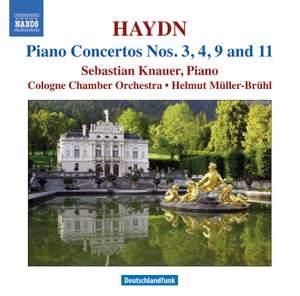Haydn - Piano Concertos Nos. 3, 4, 9 and 11