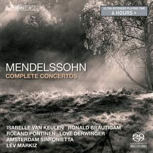 Mendelssohn - Complete Concertos