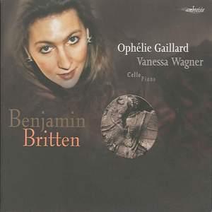 Britten: Cello Works