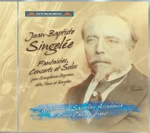 Singelée: Fantaisies, Concerts et Solos