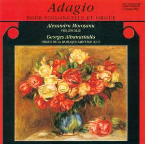 Adagios for Cello and Organ