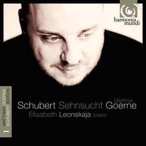 Schubert Lieder Volume 1: Sehnsucht