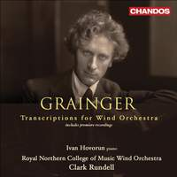 Grainger - Transcriptions for Wind Band