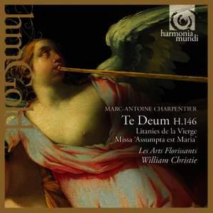 Charpentier - Te Deum & Missa Assumpta est Maria Product Image
