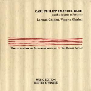 C.P.E. Bach - Gamba Sonatas & Fantasias