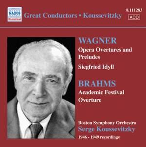 Great Conductors - Serge Koussevitzky